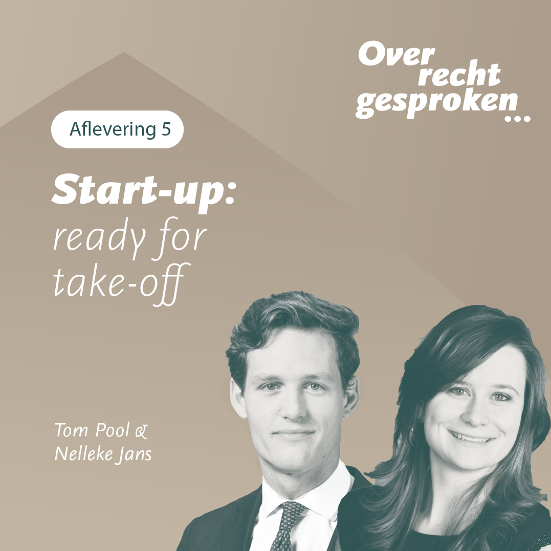 Podcast: Start-up - ready for take-off