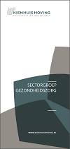 leaflet sectorgroep gezondheidszorg