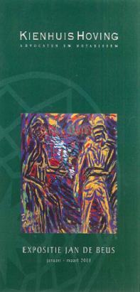 Jan de Beus 2001