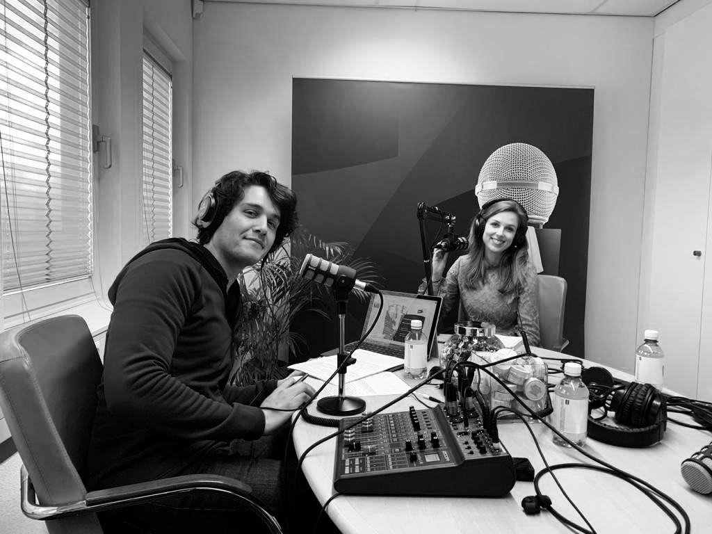 Berdine en Mark podcast