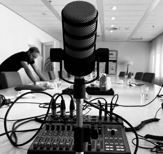 Nieuwe podcast online: De FG (en AVG); wat moet je ermee?
